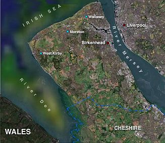 Where SEO Wirral is based