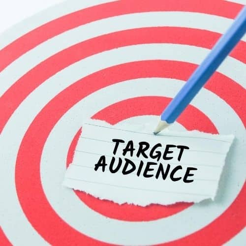 Target Audience is local national or ecommerce SEO